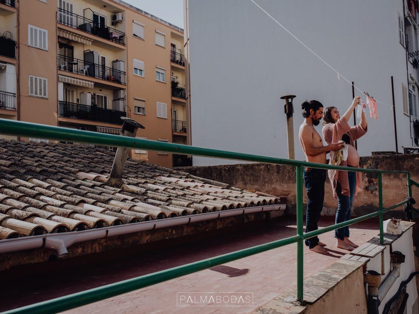 Sesion embarazada Palma Mallorca