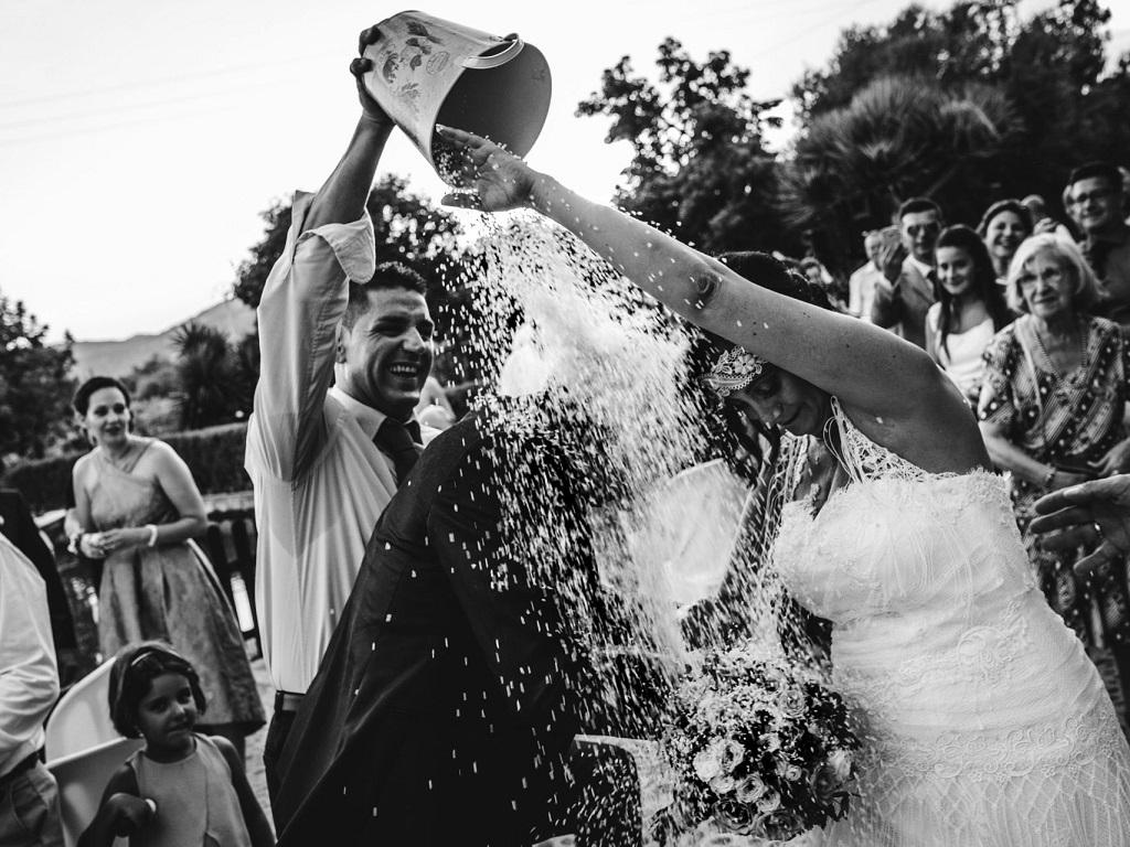 Consejos fotografía de boda en blanco y negro